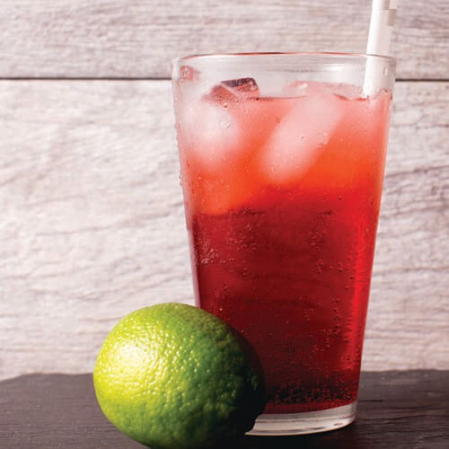 BW BLACK CHERRY LIMEADE