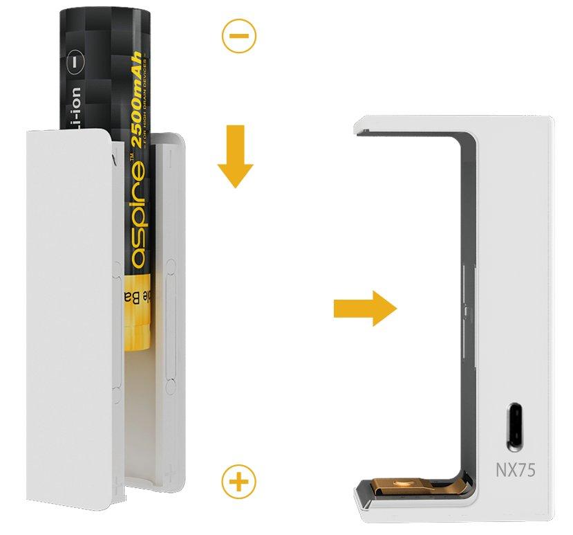 Aspire NX75 Battery