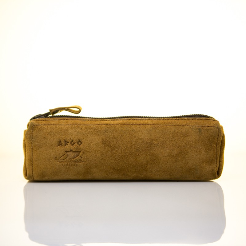 ARGO Handmade Suede Case - Καστόρινη Θήκη Μεταφοράς