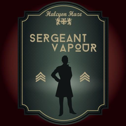 Halcyon Haze Sergeant Vapour
