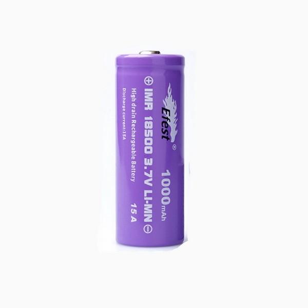 Efest purple 18500